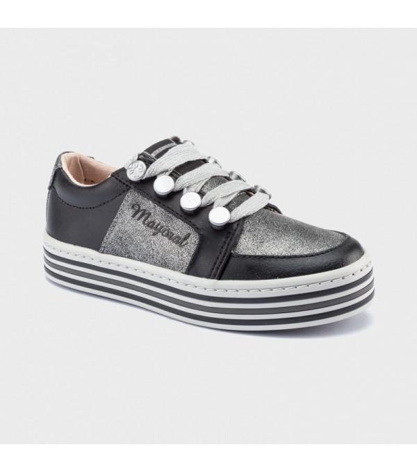 Pantofi sport platforma fetita 44155 MAYORAL MY-TEN105Y