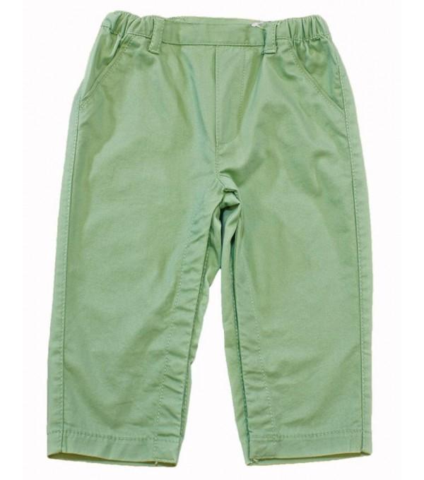 Pantalon verde Mayoral My-pl201a