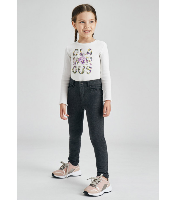 Pantaloni basic lungi plus cardat fata 511 MY-PL20Y