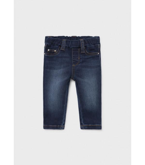 Pantaloni lungi denim bebe fata 576 MY-BG01Y