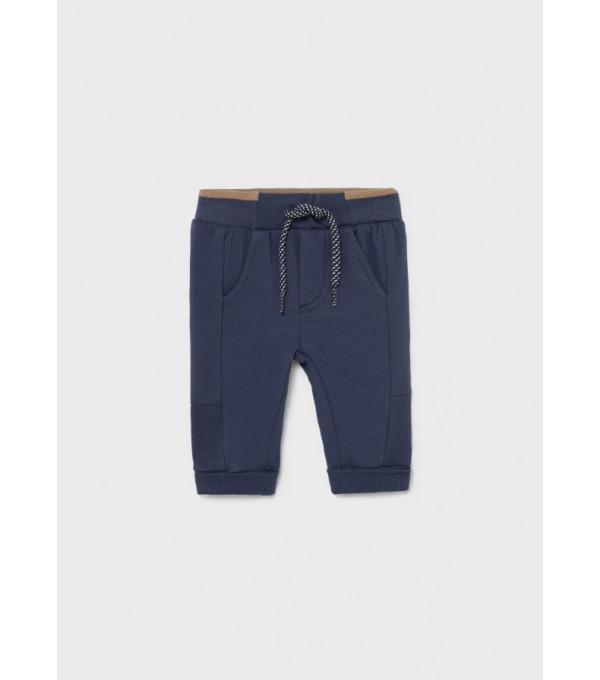 Pantaloni lungi plus basic nou-nascut baiat 719 MY-PL05Y