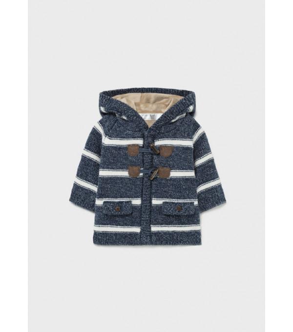 Cardigan tricot nou-nascut baiat 2367 MY-G21Y