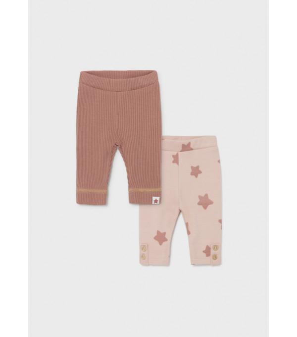 Set 2 leggings nou-nascut fata 2706 MY-PL23Y