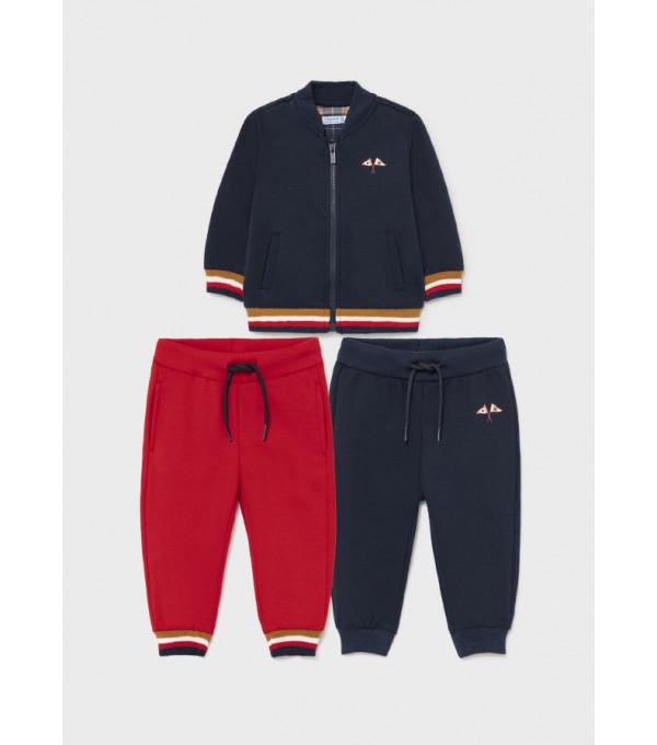 Trening doi pantaloni bebe baiat 2826 MY-TRG08Y