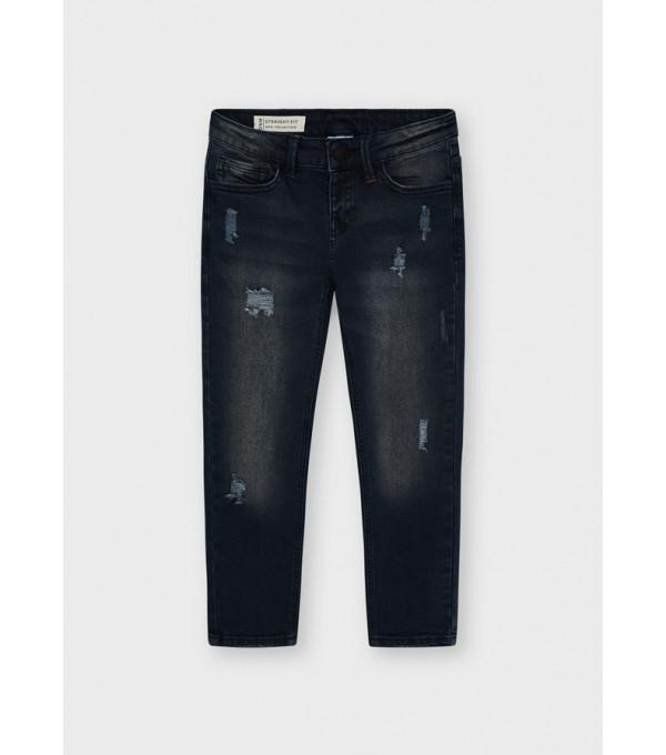 Pantaloni lungi denim straight fit baiat 4566 MY-BG15Y