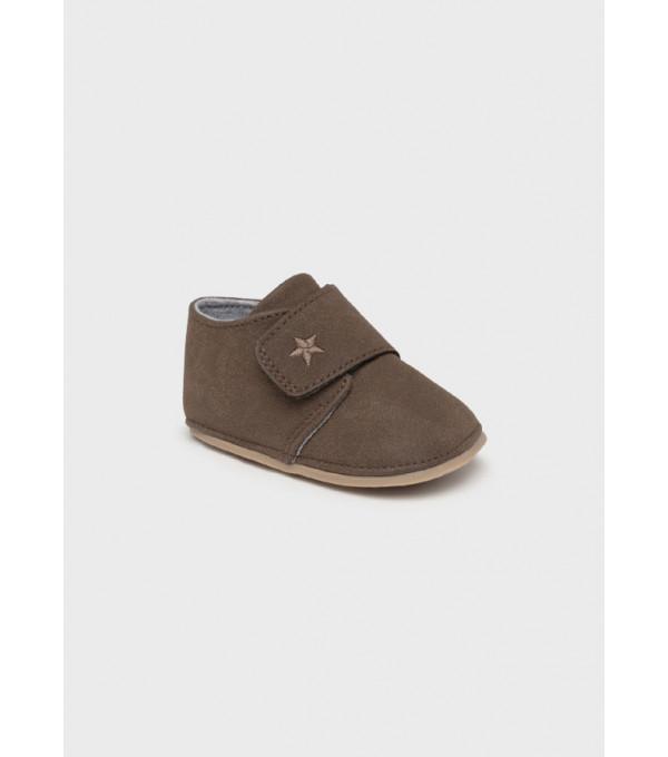 Pantofi eleganti nou-nascut baiat 9446 MY-PANTF04Y