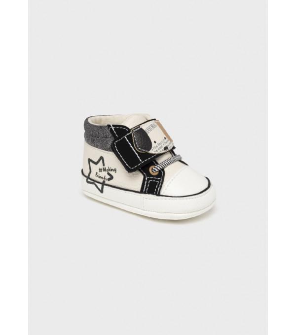 Pantofi sport multicolori nou-nascut baiat 9452 MY-GHE02Y