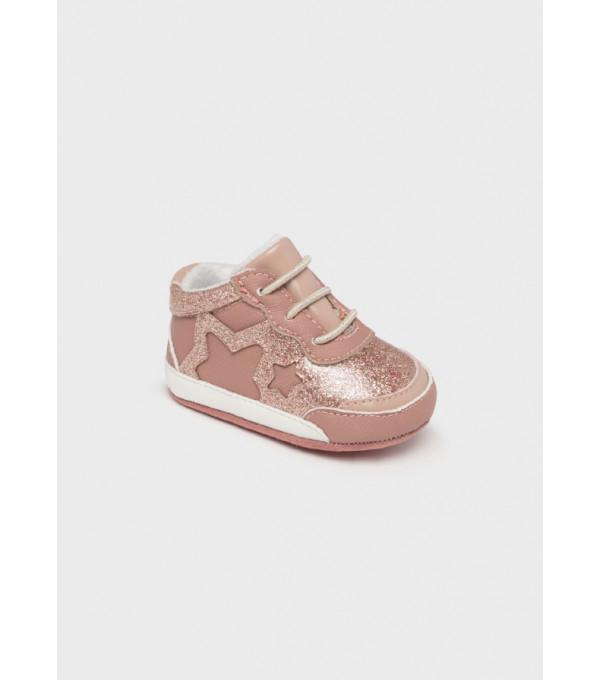 Pantofi sport nou-nascut fata 9458 MY-TEN01Y