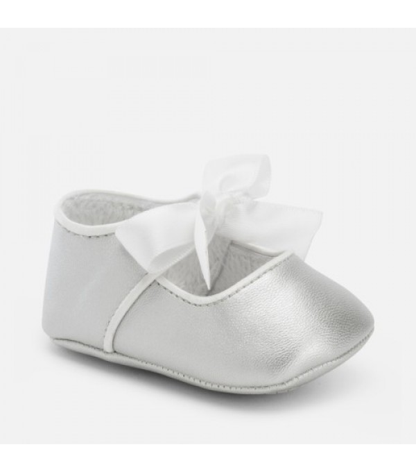 Pantofi argintii fetite Mayoral MY-PANTF02Z