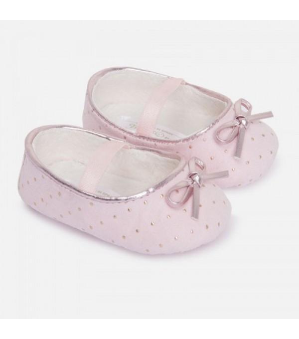 Pantofi fetite roz Mayoral my-pantf03z
