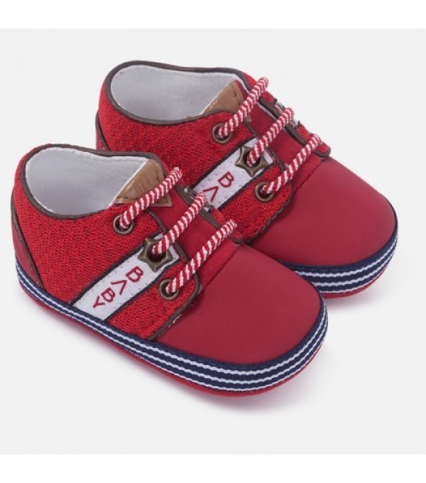 Pantofi rosii baieti Mayoral MY-PANTF11D