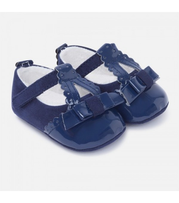 Pantofi albastri fetita Mayoral MY-PANTF01D