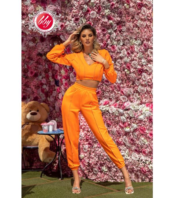 Trening portocaliu dama BBY-TRG10X