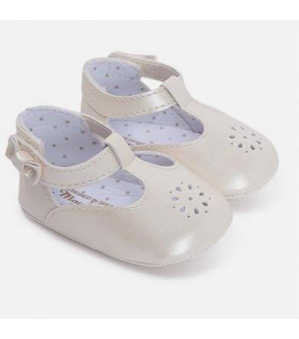 Pantofi fetite aurii Mayoral MY-PANTF08G