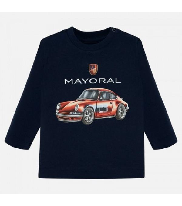 Bluza bleumarin cu masina MAYORAL MY-bl131p