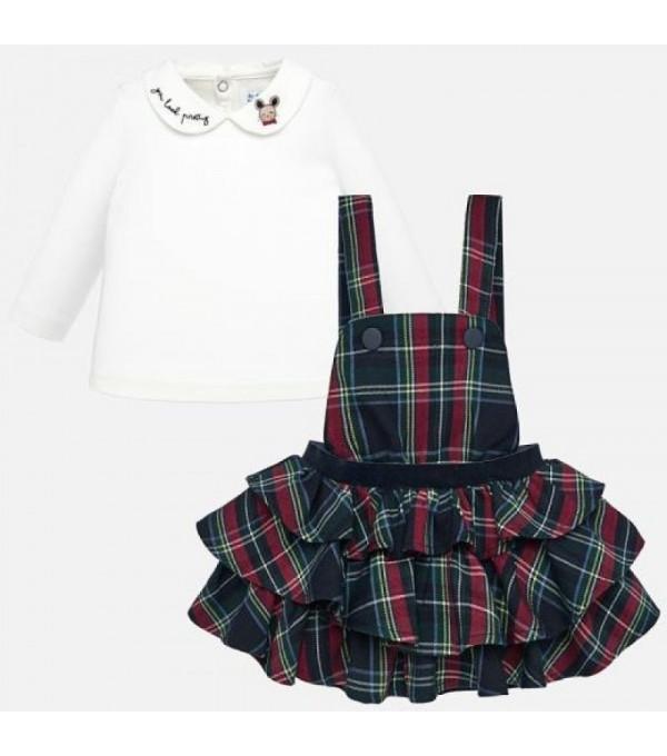 Set bluza sarafan bebe fetita Mayoral 2623 MY-CS001Y