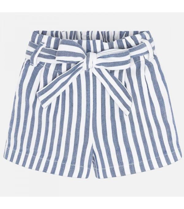 Pantaloni scurti blue dungi Mayoral MY-PS40W