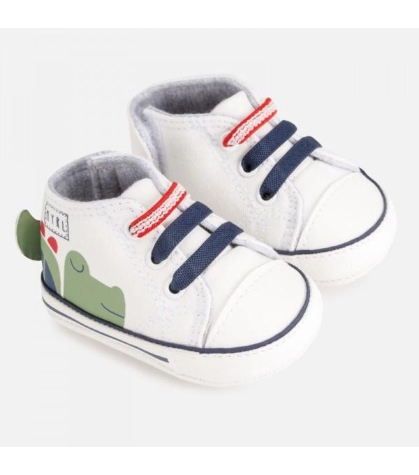 Pantofi sport de bebe baiat nou-nascut 09281 MY-TEN01P