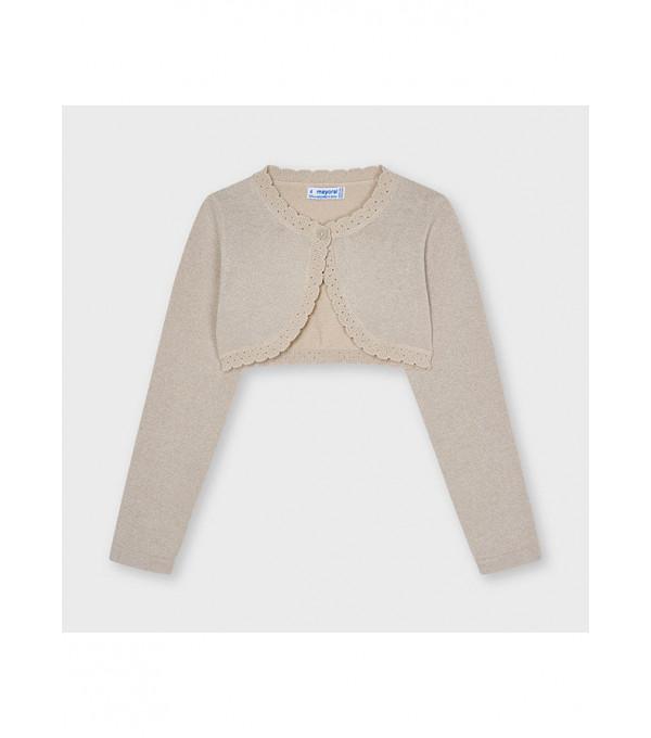 Cardigan tricot Ecofriends basic fata 00320 MY-BO06X