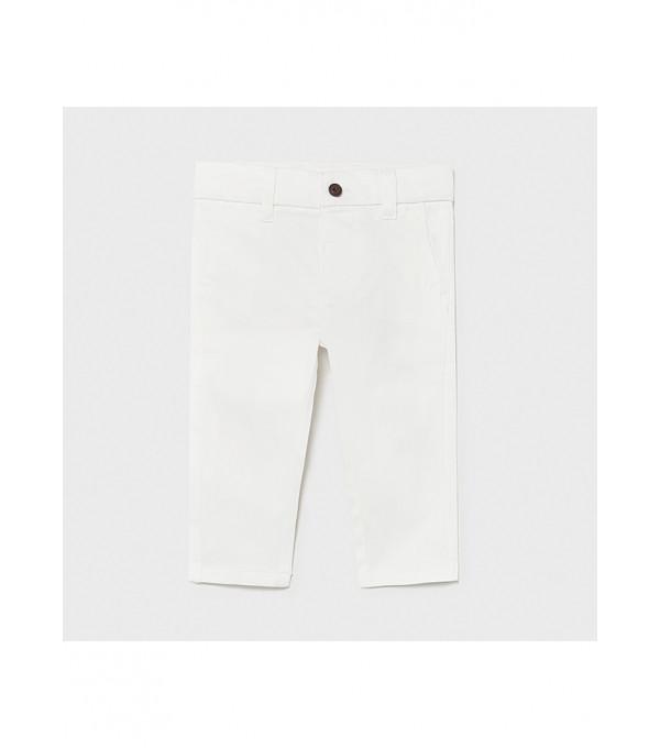 Pantaloni lungi chino basic sarga bebe baiat 0522 MY-PL19X