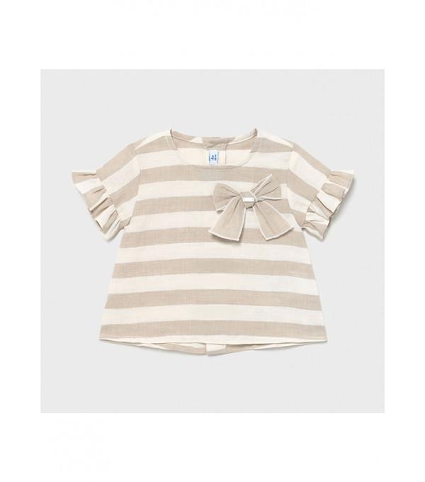 Bluza in dungi bebe fetita 1177 MY-BL94X