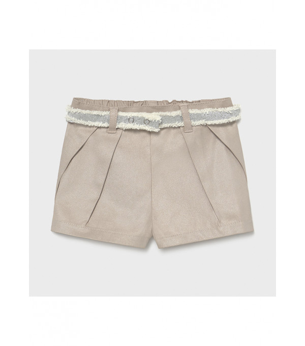 Pantaloni scurti sarga bebe fetita 1224 MY-PS36X