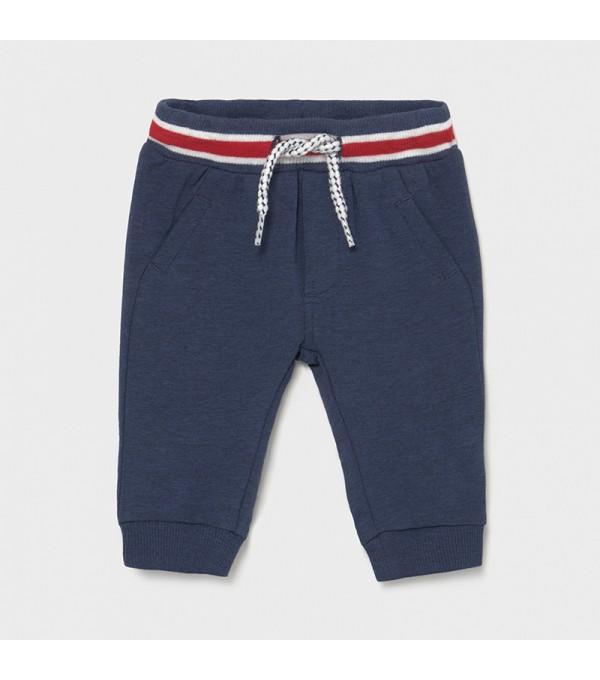 Pantaloni bleumarin lungi nou-nascut baiat 1572 MY-PL09X