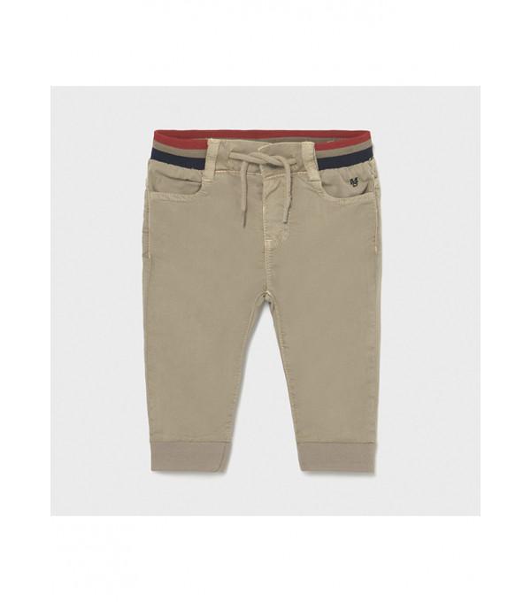 Pantaloni jogger sarga bebe baiat 1587 MY-PL26X