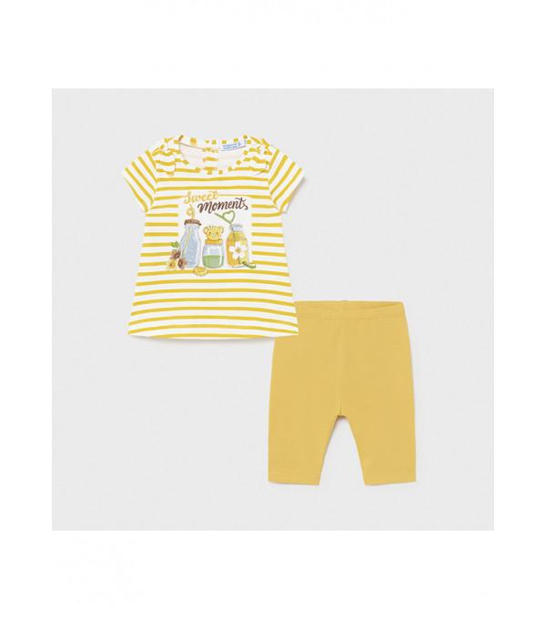 Set leggings dungi bebe fetita 1712 Mayoral MY-SET14X