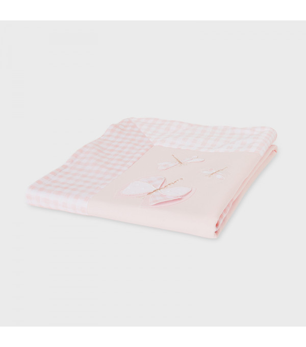 Patura roz bebe 9861 MAYORAL MY-PAT04X