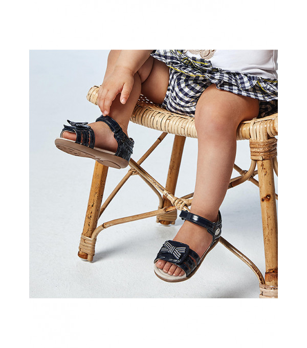 Sandale funda cu arici bebe fetita 41266 MY-SAND17X
