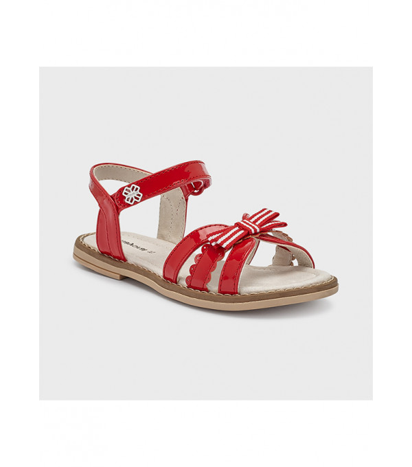 Sandale efect lacuit fetita  43273 MY-SAND22X