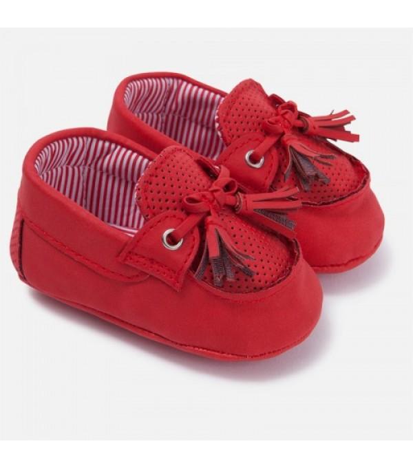 Pantofi rosu baieti Mayoral MY-PANTF11G