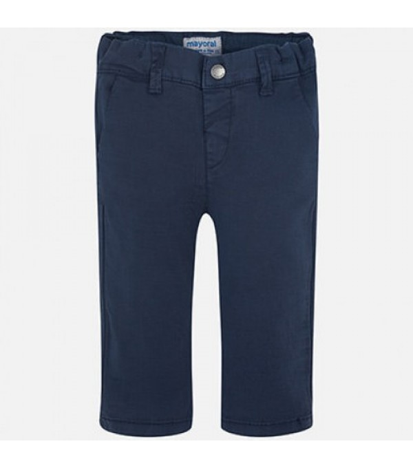 Pantaloni albastri baieti Mayoral MY-PL02X