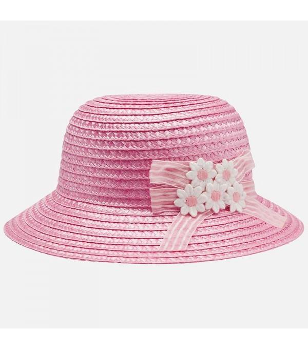 Palarie roz Mayoral MY-PAL03X