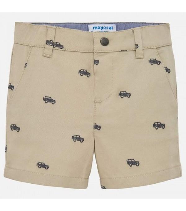 Pantaloni scurti baieti Mayoral MY-PS03K