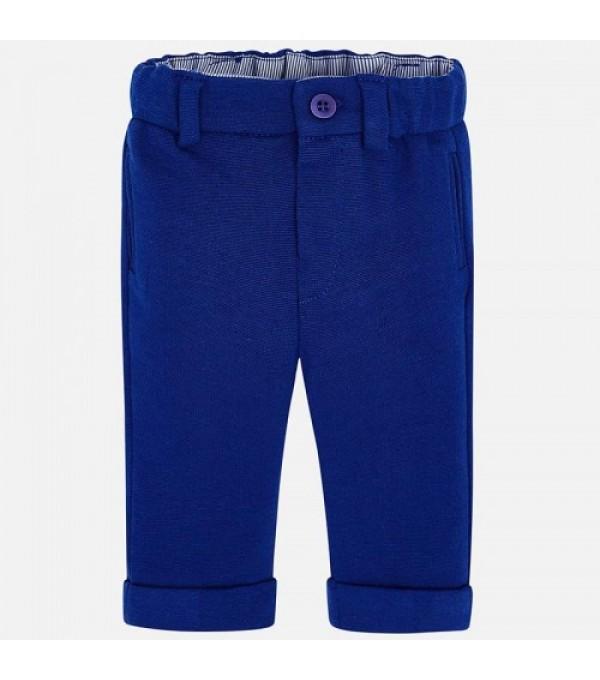 Pantaloni baieti albastri Mayoral My-pl01k