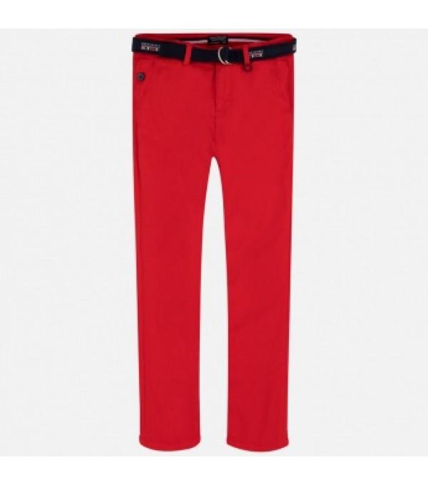 Pantaloni rosii baiat Mayoral MY-PL31W