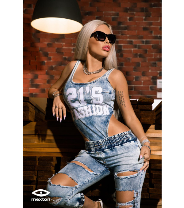 Body blug fashion Mexton MEXBD8538X