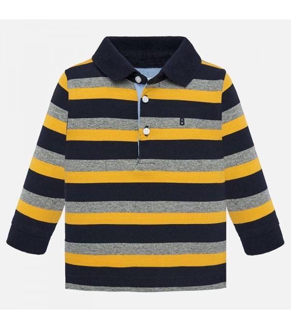 Bluza galben-gri Mayoral My-bl74p