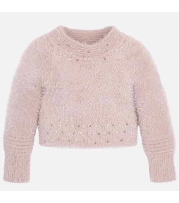 Bluza roz Mayoral My-bl107p