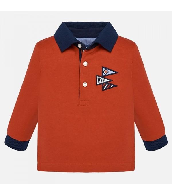 Bluza portocaliu Mayoral My-bl72p