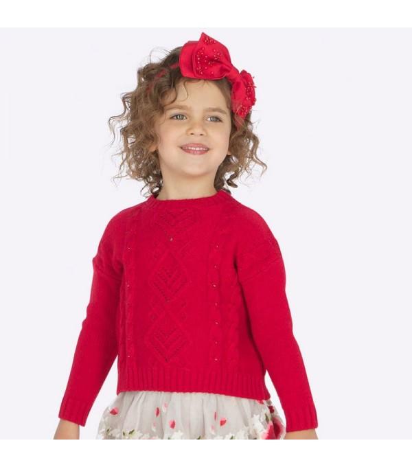 Bluza rosie Mayoral My-bl108p