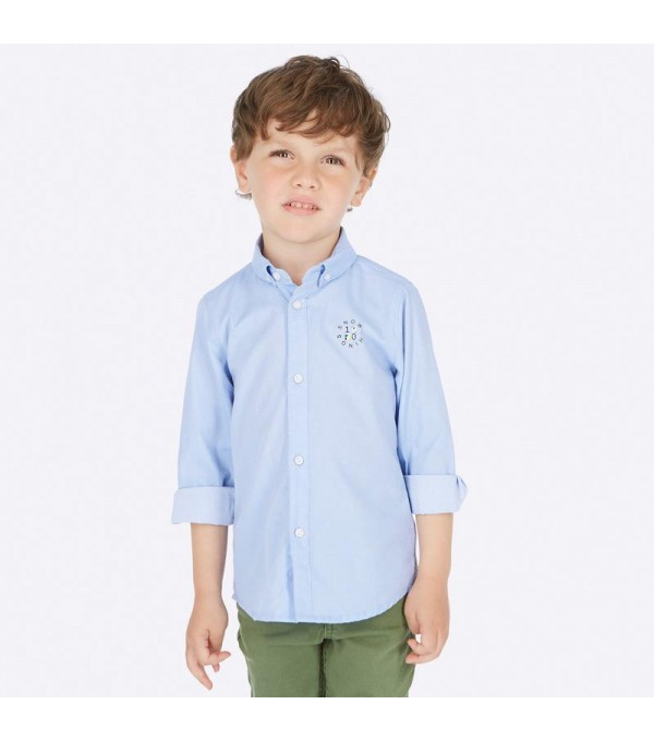 Camasa albastra Mayoral My-cm21p
