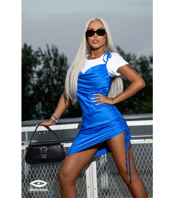 Rochie blue Mexton MEXR8786Y