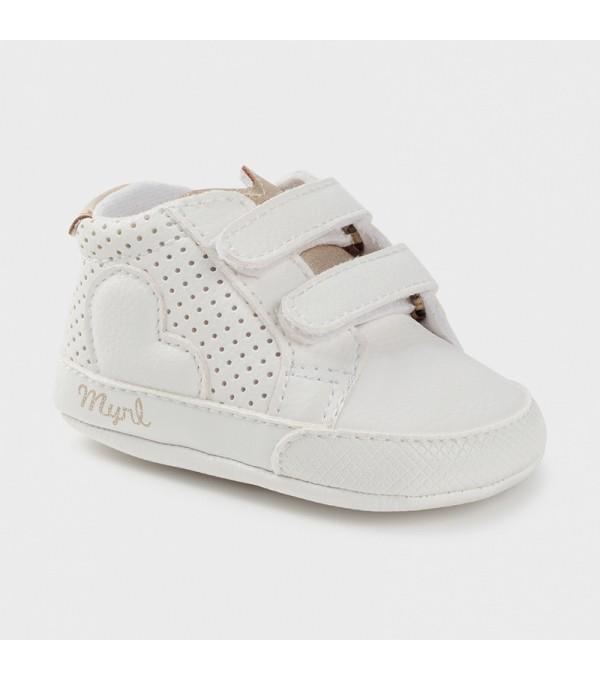 Pantofi sport arici albi Mayoral 09409 My-ten02x