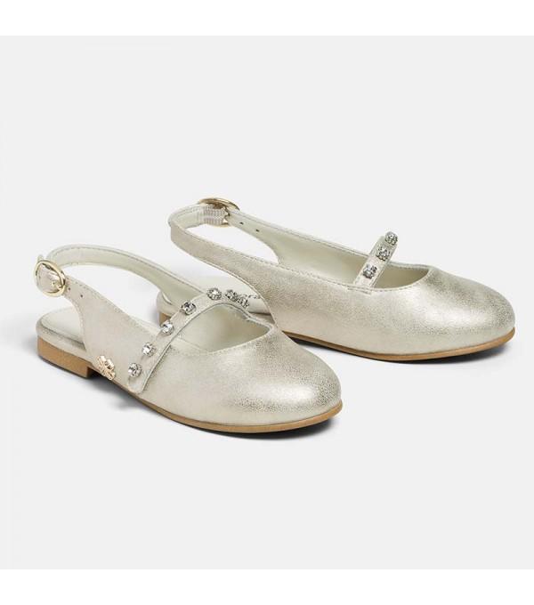 Sandale aurii MAYORAL MY-PANTF31W