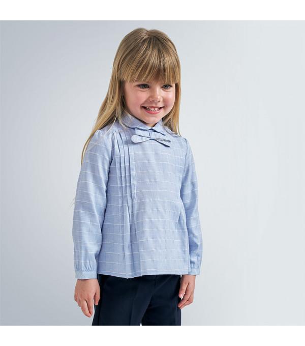Bluza guler fundita fetita 4148 MY-CM09V