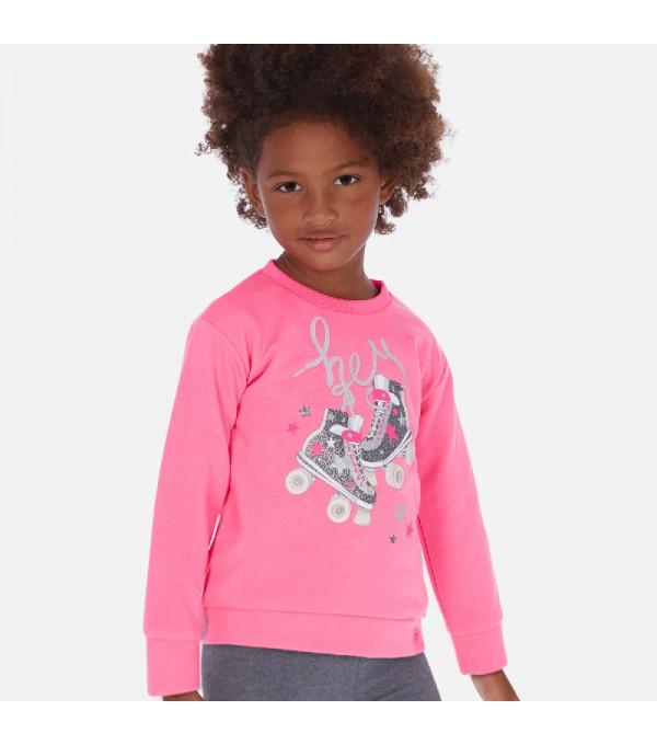 Bluza roz fete Mayoral MY-BL50P