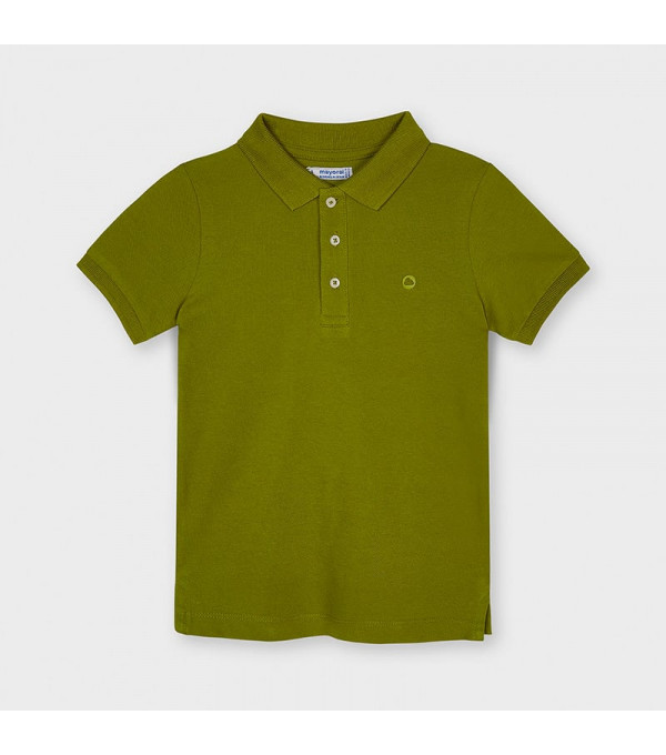 Polo verde basic baiat 150 MAYORAL MY-BL14X
